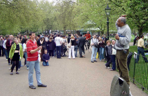 Hyde Park Speakers Corner