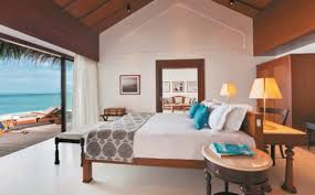 maldives bed