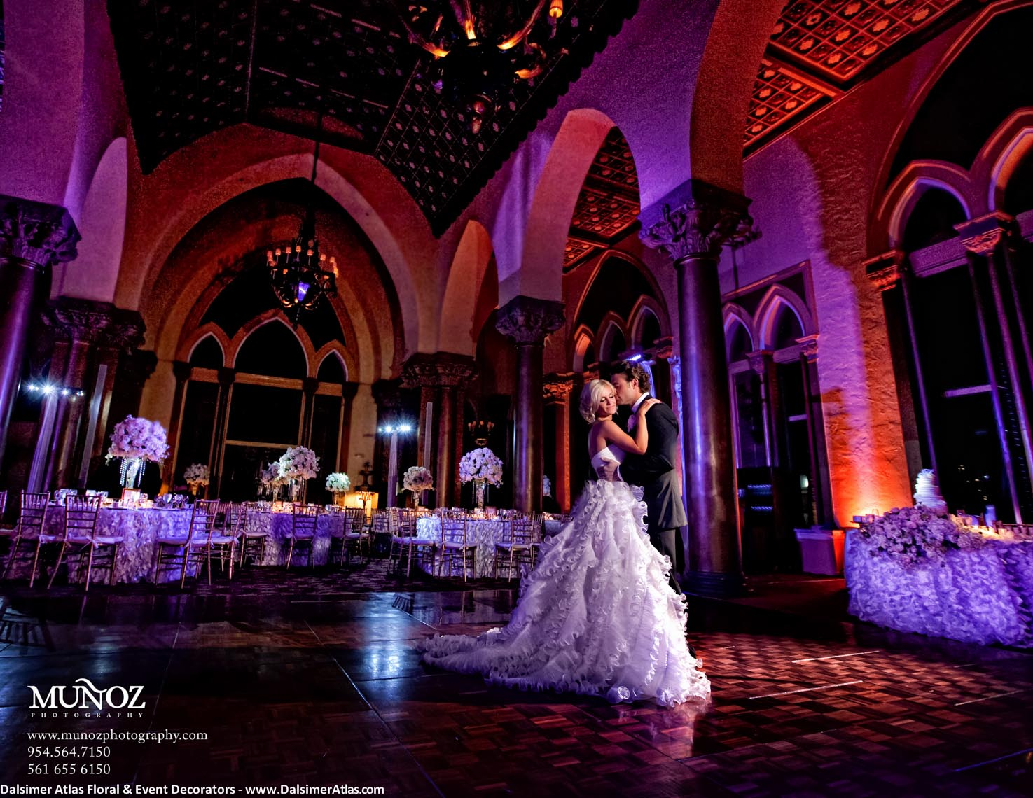 A Recent Wedding You Attended In Boca Raton